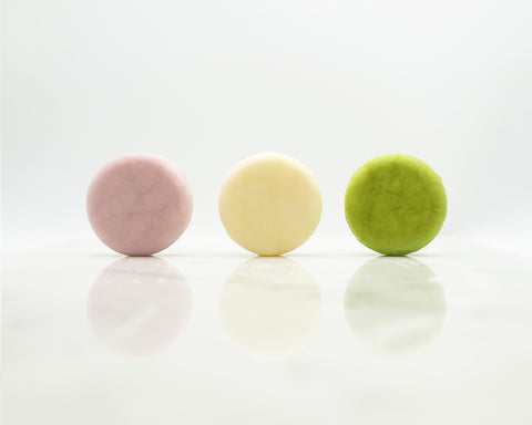 All Natural Solid Shampoo Bars