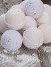 Lavender Natural Bath Bomb