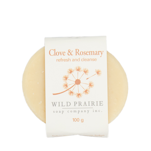 Clove and Rosemary Soap