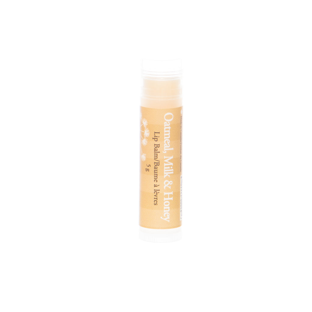 Oatmeal, Milk & Honey Lip Balm
