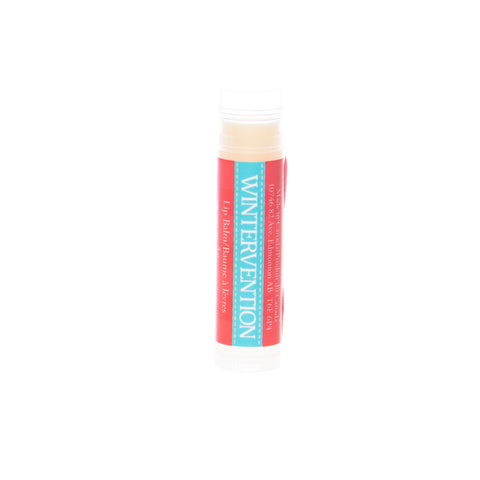 Wintervention Lip Balm