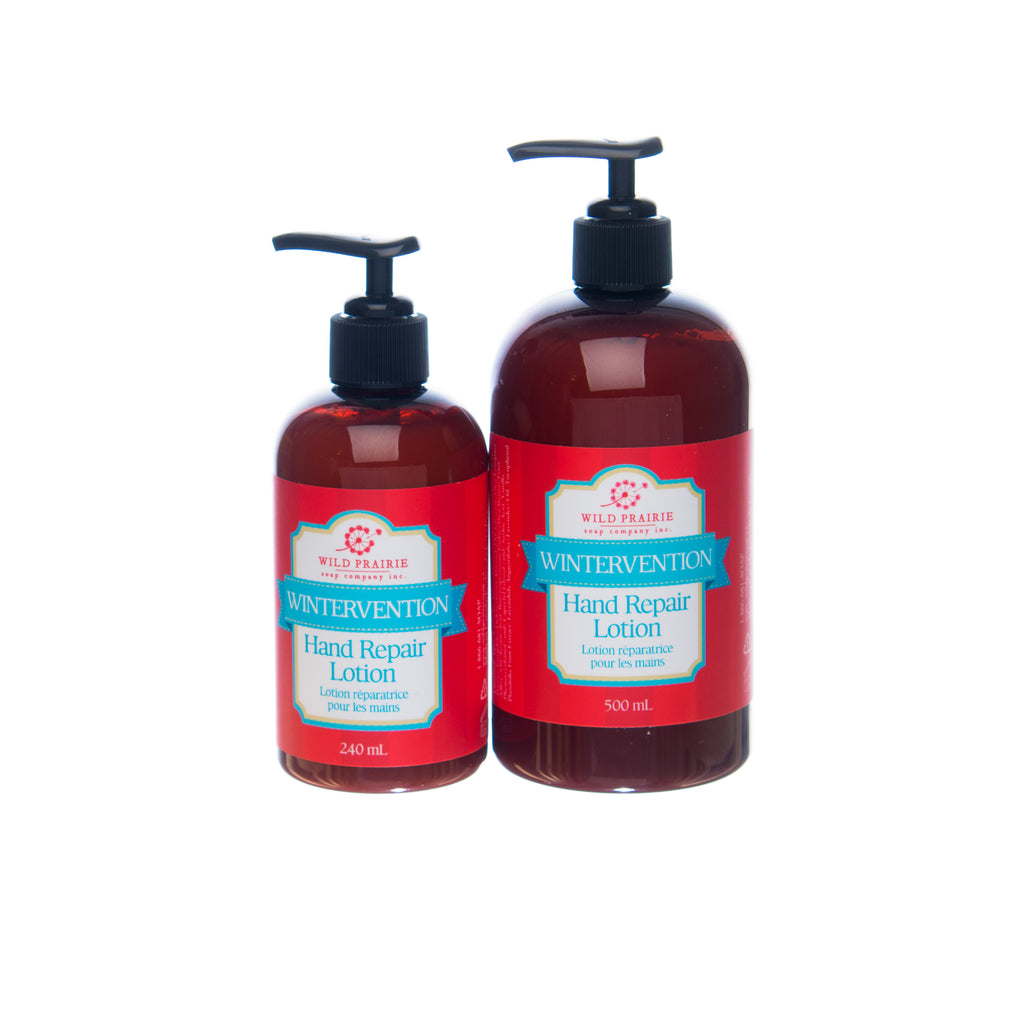 Wintervention Hand Repair Lotion