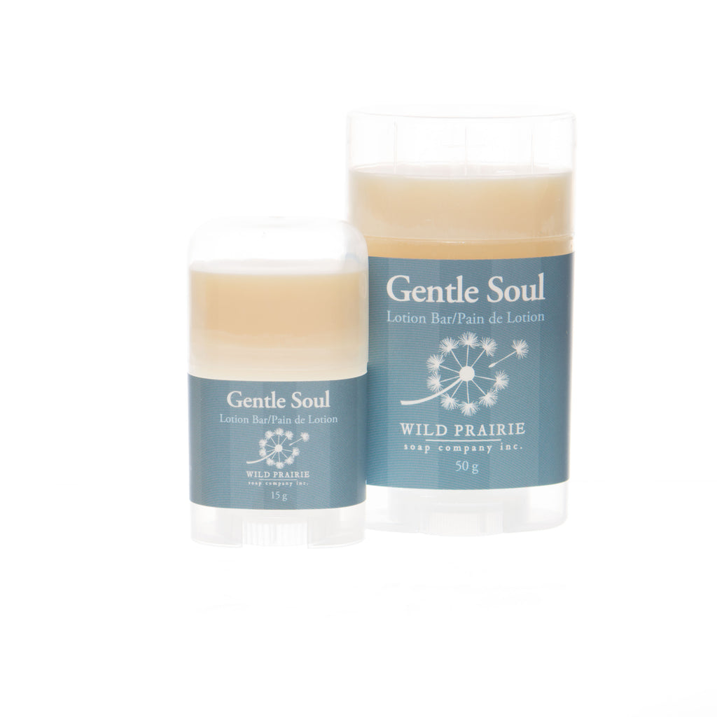 Gentle Soul Lotion Bar