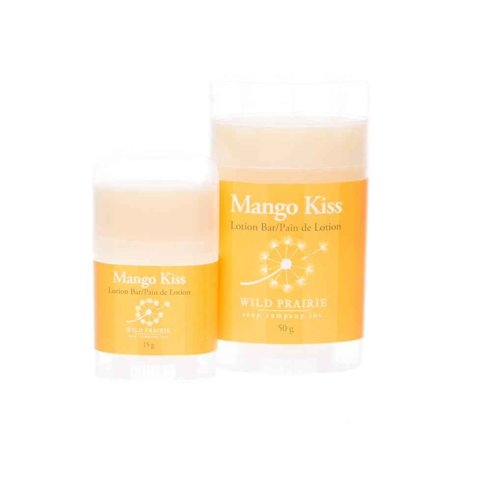 Mango Kiss Lotion Bar