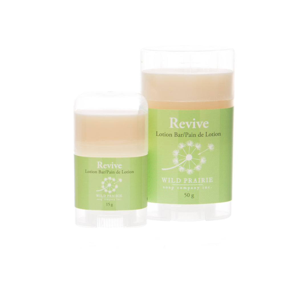 Revive Lotion Bar