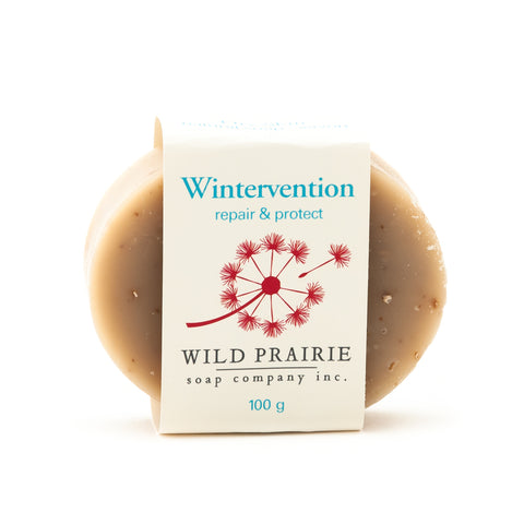 Wintervention Soap