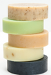 Natural Bar Soap - 6 Bars