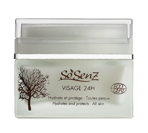 24H Face Care moisturizing cream