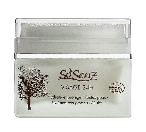 Soin Visage 24H / 24H Face Care