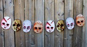 Skeleton & Skull Halloween Decorations - The Dead Basket