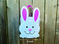Felt Easter Bunny Basket (Reusable Felt)