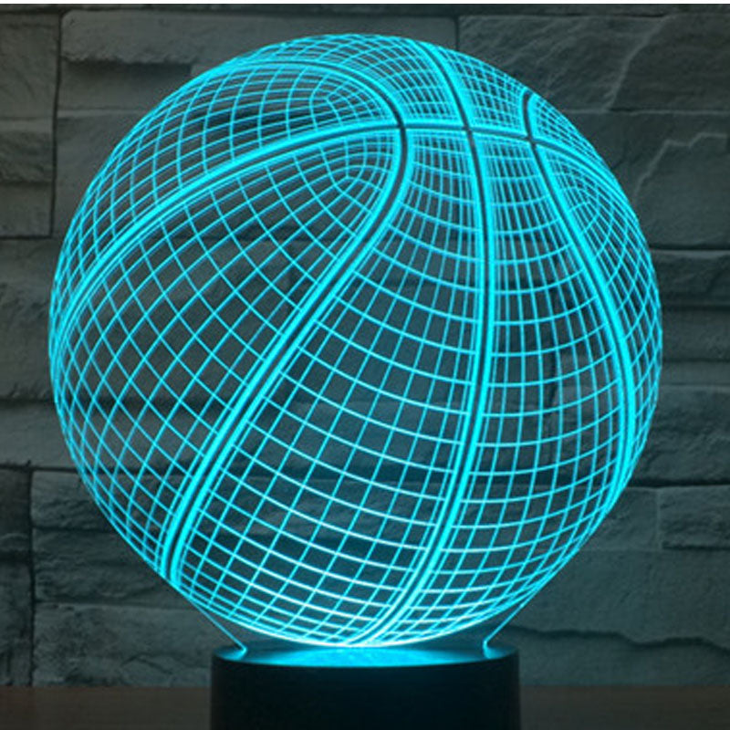 LED Basketball Lamp