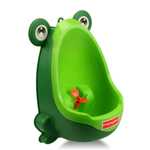 Cute Frog Potty Training Urinal for Boys - New Vado