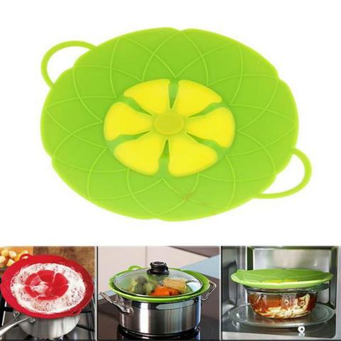 Silicone Lid Spill Cover - New Vado