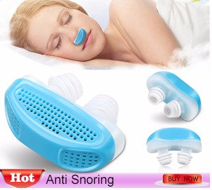 Sleeping Aid_Mini Anti Snore Device - New Vado