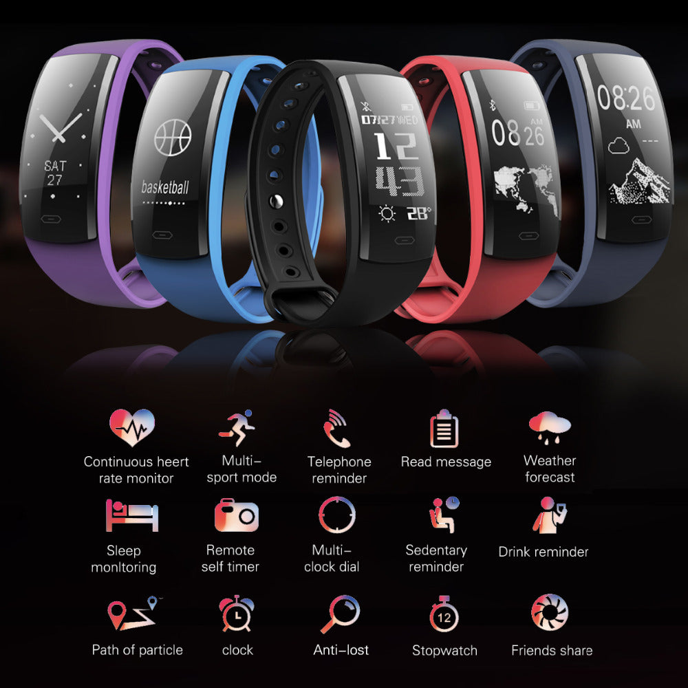 Smart Bracelet Blood Pressure - New Vado