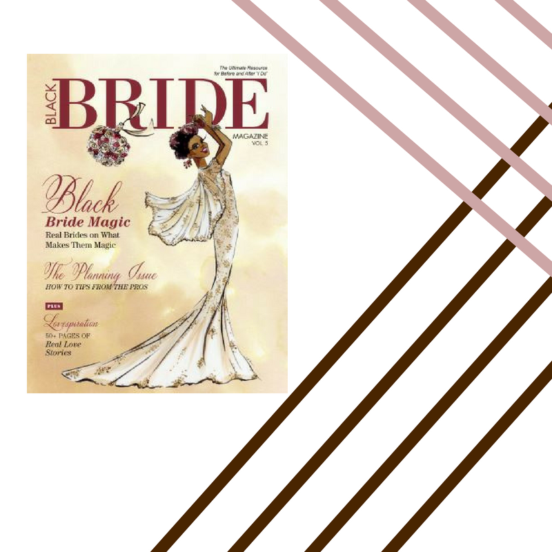 Black Bride Magazine February 2018