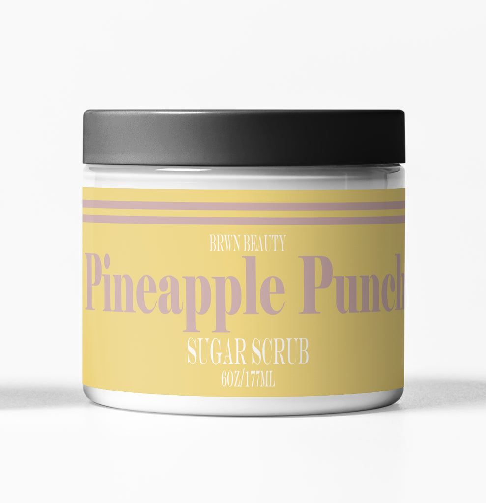 Pineapple Punch Sugar Scrub