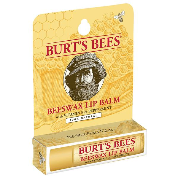 Burt's Bees Blister Box Beeswax Lip Balm 0.15 Oz.