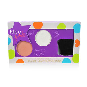Klee Girls Finger Lakes Glow Natural Mineral Girls Makeup