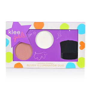 Klee Girls Malibu Shine Natural Girls Mineral Makeup