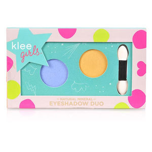 Klee Girls Niagara Blaze + Nantucket Glint Eye Shadow