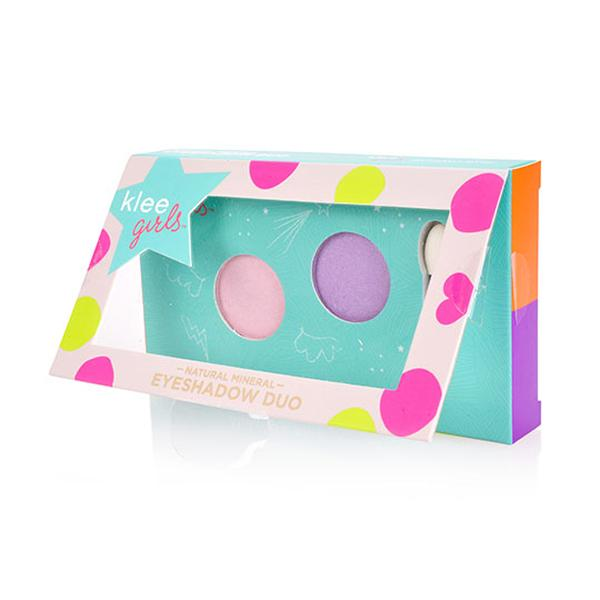 Klee Girls Sugar Hill Bloom + Sierra Amble Eye Shadow