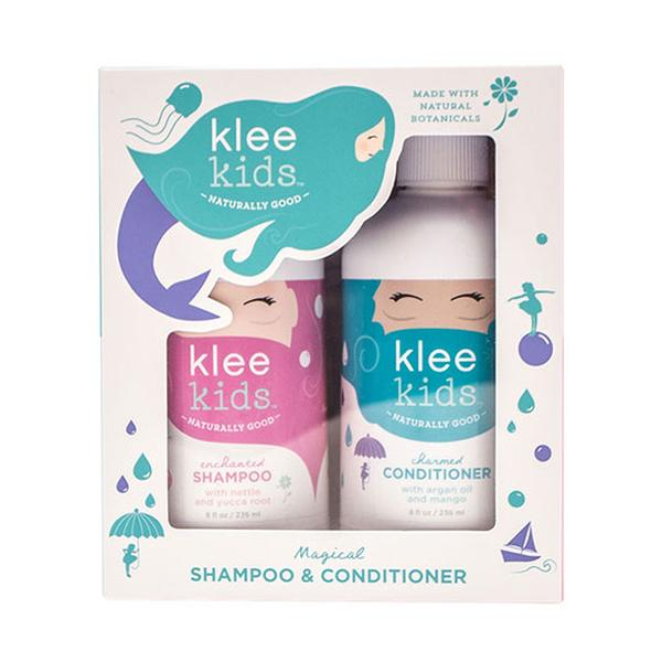Klee Kids Shampoo & Conditioner Gift Set