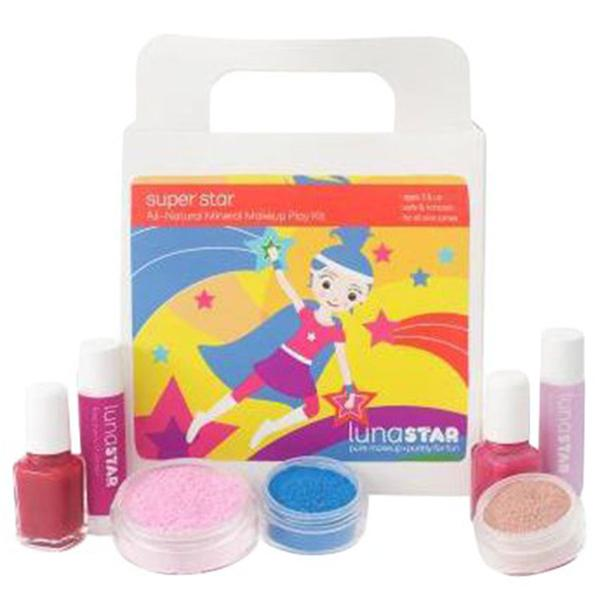 Lunastar Naturals Super Star Makeup Kit