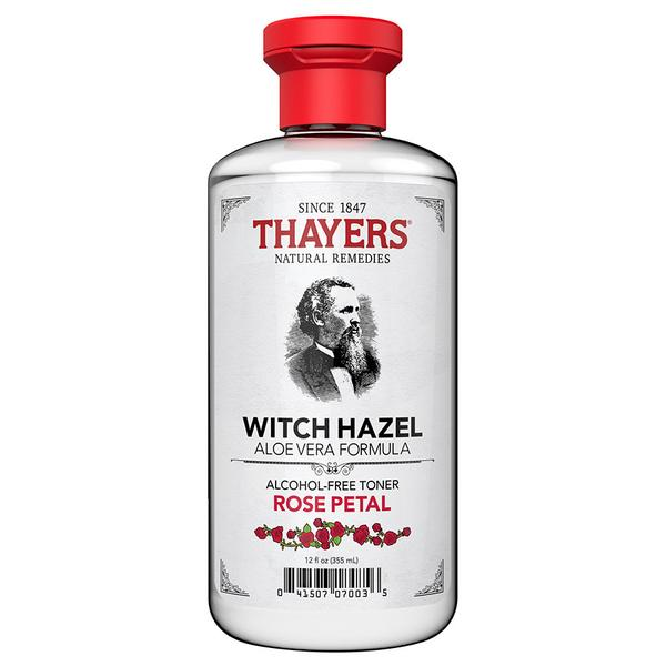Thayers Rose Petal Alcohol-Free Toner 12 Oz.