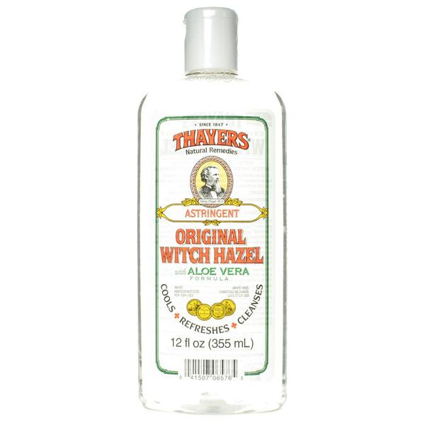 Thayers Witch Hazel Herbal Astringent 12 Oz.
