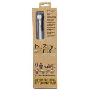 Jack N' Jill Kids Buzzy Brush Electric Musical Toothbrush (3+Years)