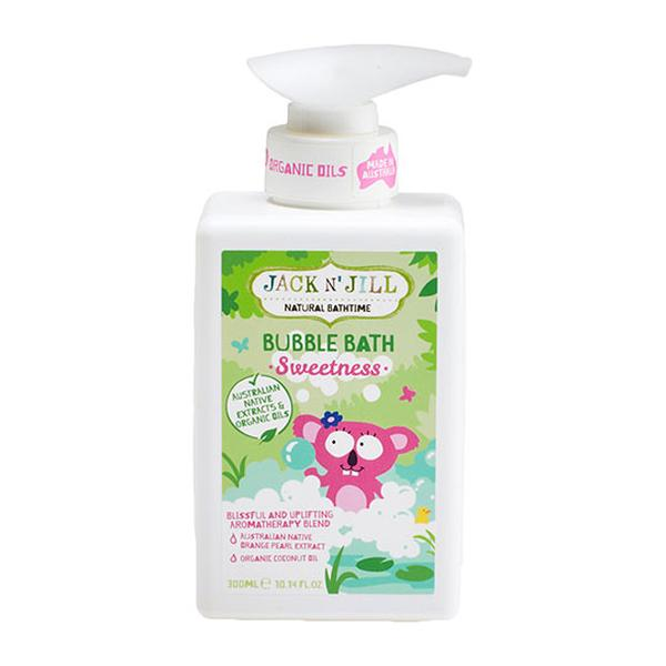 Jack N' Jill Natural Bubble Bath 10.14 OZ.