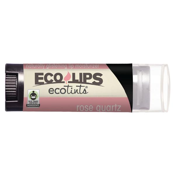 Eco Lips Rose Quarts Eco Tints Lip Moisturizer 0.15 Oz.