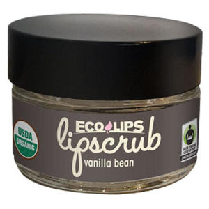 Eco Lips Vanilla Bean Lip Scrub