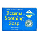All Terrain Eczema Soothing Bar Soap 4 Oz.
