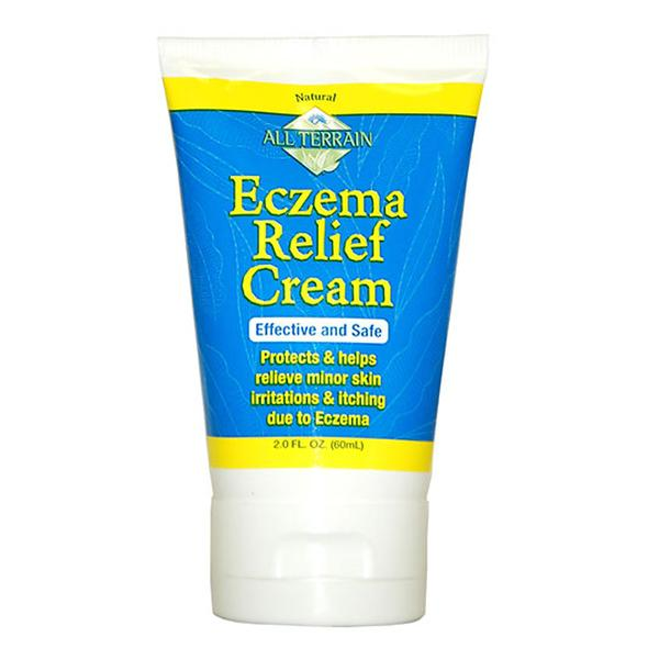 All Terrain First Aid Eczema Relief Cream 2 Oz.
