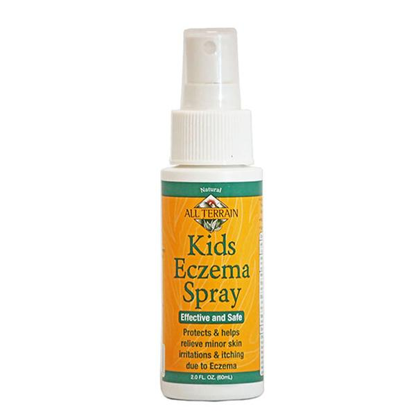All Terrain First Aid Kids Eczema Spray 2 Oz.