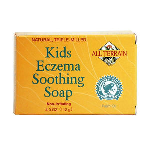 All Terrain Kids Eczema Bar Soap 4 Oz.