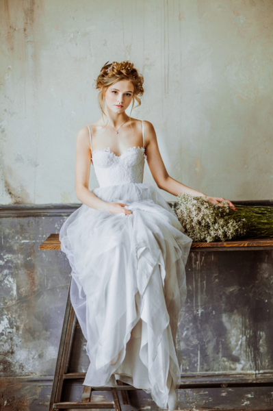 WHEN SHOULD YOU ORDER YOUR WEDDING DRESS?
