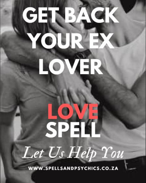 Get Back Your Ex Lover...