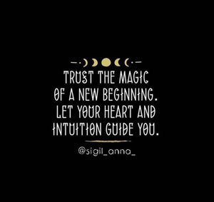 👂 Listen to your magic,...