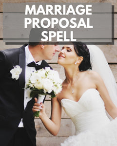 Marry Me Spell,Make him propose...
