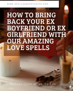 Bring back your ex with...