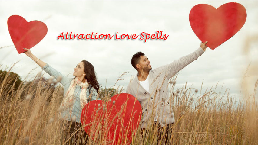 Best Attraction Love Spell