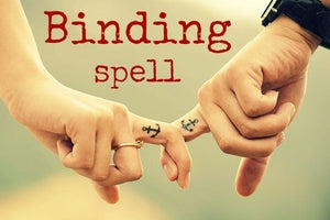 binding love spell that work