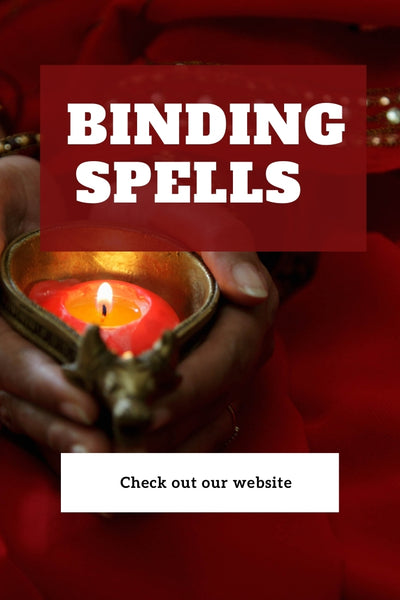 Binding Spells - Be Careful What You Wish For