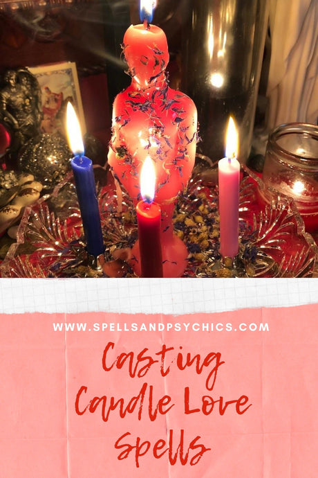 Casting Candle Love Spells