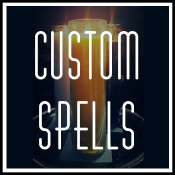 Custom Spells by Spells and Psychics