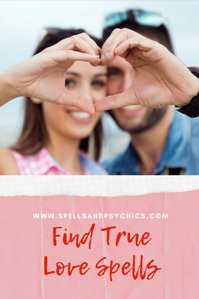 Find True Love Spells